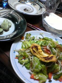 自宅で沖縄料理