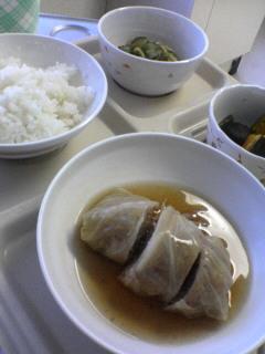 4日目の晩御飯