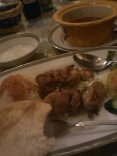 エジプト料理に