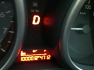 1万km記念(o^-^o)