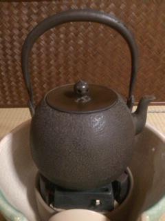 鉄瓶(o^-^o)