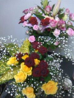 花のある幸せ
