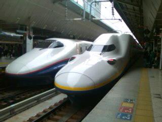 初・長野新幹線