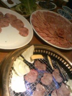 ナスの日の肉(o^-^o)