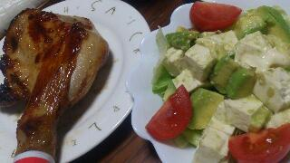 鶏を食べる日