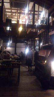 夜のバクダットカフェ