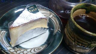 ケーキの朝食2
